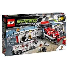 LEGO Speed Champions Porsche 919H és 917K 75876 Itt egy ajánlat található, a bővebben gombra kattintva, további információkat talál a termékről.