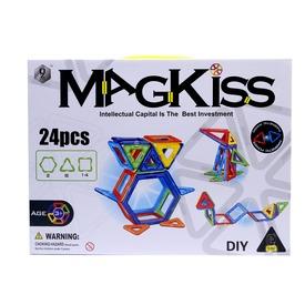 MagKiss 24 darabos mágneses építőjáték Itt egy ajánlat található, a bővebben gombra kattintva, további információkat talál a termékről.