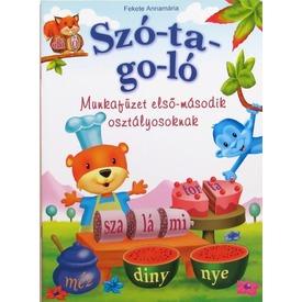 Szó-ta-go-ló fejelsztő könyv Itt egy ajánlat található, a bővebben gombra kattintva, további információkat talál a termékről.