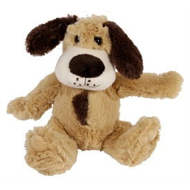 Kutya plüssfigura - 18 cm