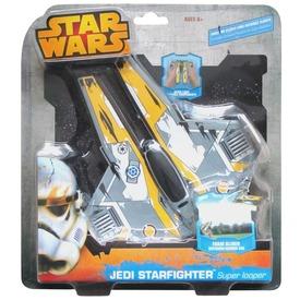 Star Wars: Jedi Starfighter habszivacs űrhajó Itt egy ajánlat található, a bővebben gombra kattintva, további információkat talál a termékről.