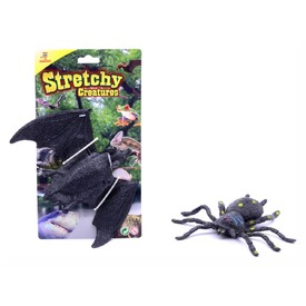 Nyújtható pók - 15 cm, többféle Itt egy ajánlat található, a bővebben gombra kattintva, további információkat talál a termékről.
