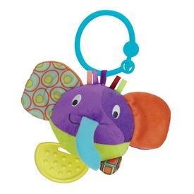 Elefánt plüss rágóka - kicsi Itt egy ajánlat található, a bővebben gombra kattintva, további információkat talál a termékről.