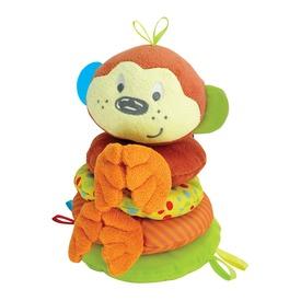 Készségfejlesztő majom plüss bébijáték Itt egy ajánlat található, a bővebben gombra kattintva, további információkat talál a termékről.