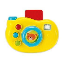 Maci zenélő bébi fényképezőgép Itt egy ajánlat található, a bővebben gombra kattintva, további információkat talál a termékről.