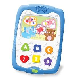 Zenélő-világító bébi tablet angol Itt egy ajánlat található, a bővebben gombra kattintva, további információkat talál a termékről.