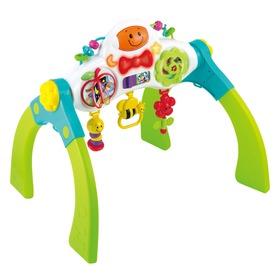Állványos zenélő babafoglalkoztató Itt egy ajánlat található, a bővebben gombra kattintva, további információkat talál a termékről.