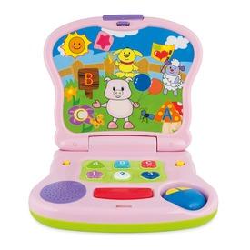 Malacka junior laptop bébijáték angol