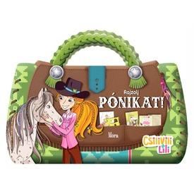 Rajzolj Pónikat - Csilivili Itt egy ajánlat található, a bővebben gombra kattintva, további információkat talál a termékről.