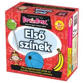 BrainBox - Az első színek társasjáték