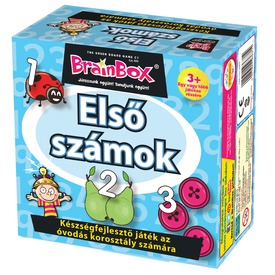 BrainBox - Az első számok társasjáték
