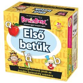 BrainBox - Az első betűk társasjáték Itt egy ajánlat található, a bővebben gombra kattintva, további információkat talál a termékről.