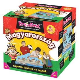 BrainBox - Magyarország társasjáték Itt egy ajánlat található, a bővebben gombra kattintva, további információkat talál a termékről.