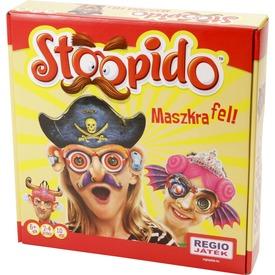 Stoopido - Maszkra fel! társasjáték Itt egy ajánlat található, a bővebben gombra kattintva, további információkat talál a termékről.