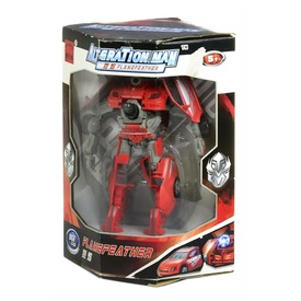 Alteration Man Flamefeather robot - 15 cm