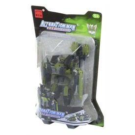 Alteration Man Green Missile tank - 15 cm