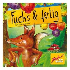 Fuchs & Fertig társasjáték  Itt egy ajánlat található, a bővebben gombra kattintva, további információkat talál a termékről.