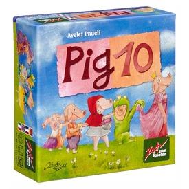 PIG 10 társasjáték  Itt egy ajánlat található, a bővebben gombra kattintva, további információkat talál a termékről.