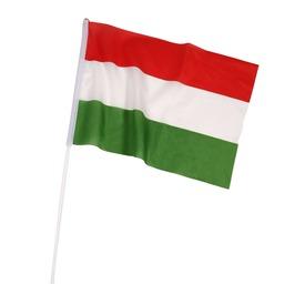 Magyar zászló - 35 cm Itt egy ajánlat található, a bővebben gombra kattintva, további információkat talál a termékről.