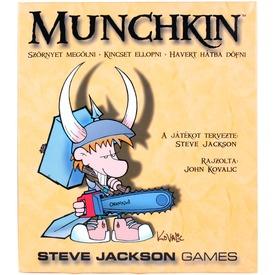 Munchkin /Munchkin Zombik társas