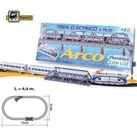 Vonatszett elemes híddal Arco 4, 4 m
