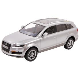 Távirányítós Audi Q7 - 1:14, többféle Itt egy ajánlat található, a bővebben gombra kattintva, további információkat talál a termékről.