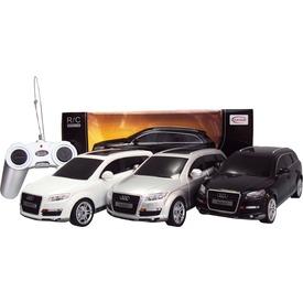 Távirányítós Audi Q7 - 1:24, többféle Itt egy ajánlat található, a bővebben gombra kattintva, további információkat talál a termékről.