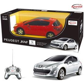 Távirányítós Peugeot 308 - 1:24, többféle Itt egy ajánlat található, a bővebben gombra kattintva, további információkat talál a termékről.