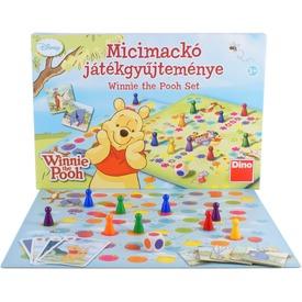 Micimackó társasjáték gyűjtemény Itt egy ajánlat található, a bővebben gombra kattintva, további információkat talál a termékről.