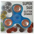 kép nagyítása Fidget Spinner csillogó pörgettyű - többféle