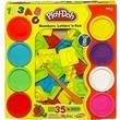 Play-Doh betűk és számok gyurmakészlet itt_ajanlat_bovebben