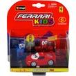 kép nagyítása Burago Ferrari Kids kisautó - többféle