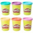 kép nagyítása Play-Doh gyurma 6 db-os csomag világos színekkel