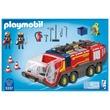 kép nagyítása Playmobil Reptéri tűzoltóautó 5337