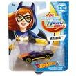 kép nagyítása Hot Wheels DC Super Hero Girls kisautó - többféle