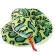 kép nagyítása Plüss kígyó, 5 féle, 170 cm
