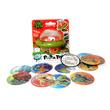 kép nagyítása Football Heroes focista figura 1 darabos készlet
