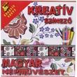 kép nagyítása Magyar népművészet kreatív színező füzet