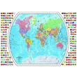 kép nagyítása Politikai világtérkép 1000 darabos puzzle