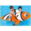 kép nagyítása Felfújható bohóchal lovagló - 157 x 94 cm