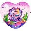 kép nagyítása Sellő szívecske alakú zenélő ékszerdoboz