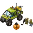 kép nagyítása LEGO City Vulkánkutató kamion 60121