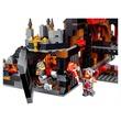kép nagyítása LEGO Nexo Knights Jestro vulkáni búvóhelye 70323