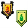 kép nagyítása LEGO Nexo Knights Ultimate Flama 70339