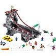 kép nagyítása LEGO Super Heroes Pókember utolsó csatája a hídon 76057