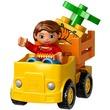 kép nagyítása LEGO DUPLO Tologatós vonat 10810