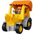 kép nagyítása LEGO DUPLO Árokásó rakodó 10811