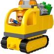 kép nagyítása LEGO® DUPLO Teherautó és lánctalpas exkavátor 10812
