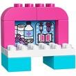 kép nagyítása LEGO DUPLO Doktor Plüssi kisállat rendelője 10828