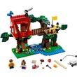 kép nagyítása LEGO Creator Kalandok a lombházban 31053